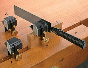 Saw Guides Guide Saw Dovetail Magnetic Veritas