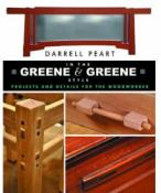 In the Greene & Greene Stylye: Projects & Details for the Woodworker