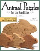 Animal Puzzles for the Scroll Saw: 2nd Ed.