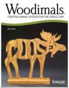 Woodimals : Creative Animal Puzzles for the Scroll Saw