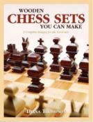 Wooden Chess Sets You Can Make : 9 Complete Designs for the Scroll Saw